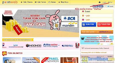 Cara Daftar Poin-Web Jagonya Poin Di Indonesia | SurveiDibayar.com