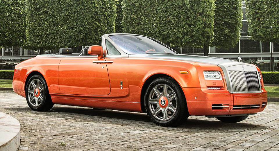 Rolls-Royce Phantom DHC Beverly Hills Edition Feels Right