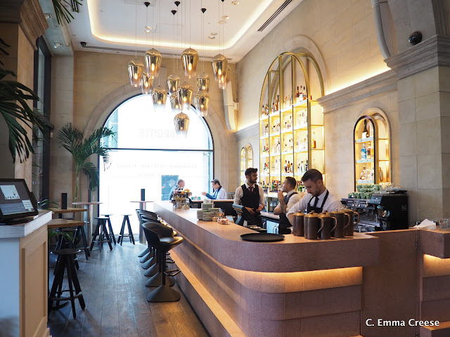 Bronte Restaurant The Strand For Ladies Who Lunch Adventures of a London Kiwi