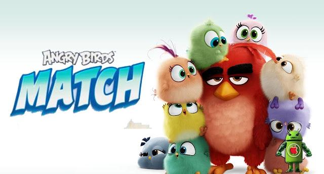 angry bird match