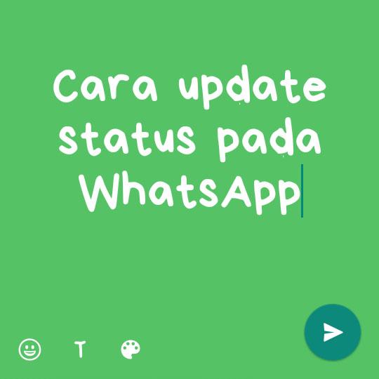 cara-update-status-pada-whatsapp