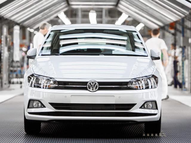 Novo Polo começa a ser vendido na Espanha a € 11.600