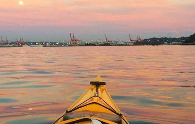 Tours de City Kayak