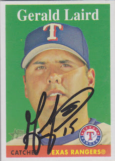 2007 Topps Heritage, Gerald Laird