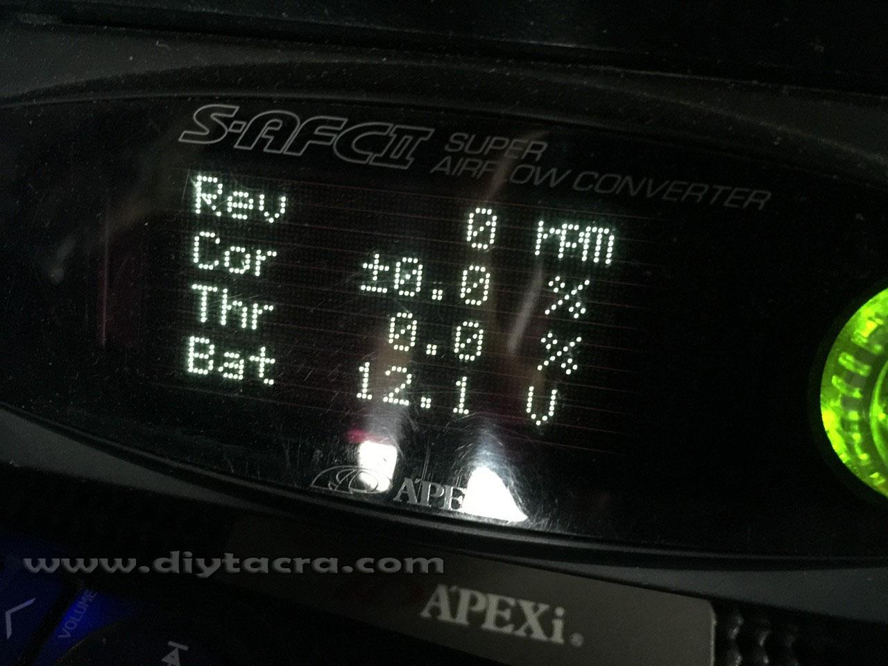 Tacras Diy Garage Battery Alternator Proton Saga Blm Fuse Box Diagram Sesebuah Kereta Sekiranya Apabila Enjin Sudah Stabil Voltage Sekitar 10v 115v Ini Menunjukkan Anda Tidak Sihat Dan Perlu Diservis