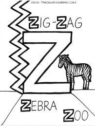 Pintar letra Z