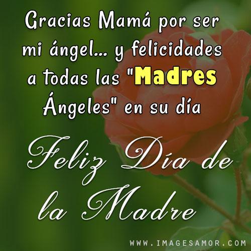 tarjetas con frases bonitas de feliz día de la madre