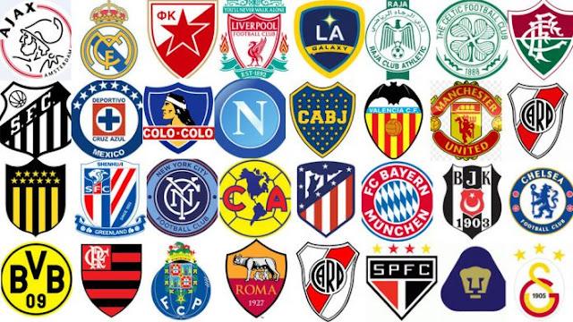 Le Logo Du Raja sportif est le plus beau logo du monde devant le Real et Liverpool