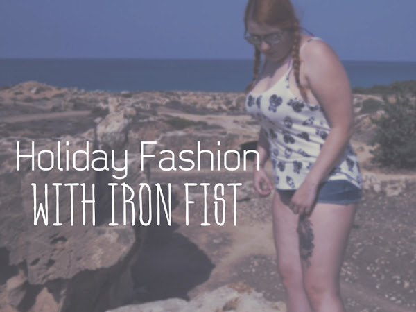 ALTERNATIVE HOLIDAY FASHION WITH IRON FIST
