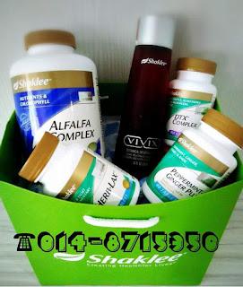 Detox Shaklee: Jom detox the Shaklee way; menyinkirkan toxin dalam badan; Live Amazing