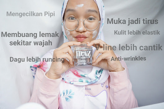 Mama Darwiish: Review ID.AZ Face Fit CU-V Tensioning Sleeping Pack
