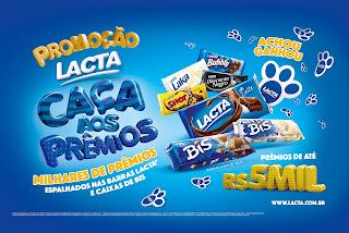 """""""Promoção Lacta Caça aos Prêmios"""""""