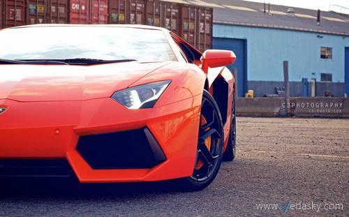 Foto Gambar Mobil Lamborghini