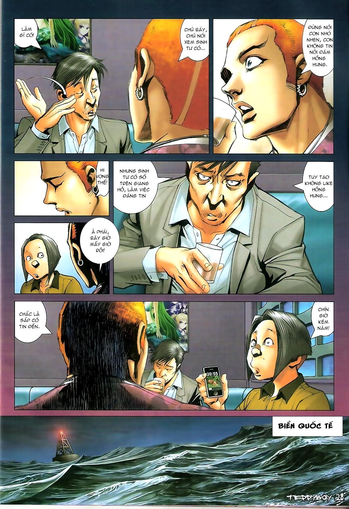 Người Trong Giang Hồ - Chapter 1348: Đại Ân Nhân - Pic 25