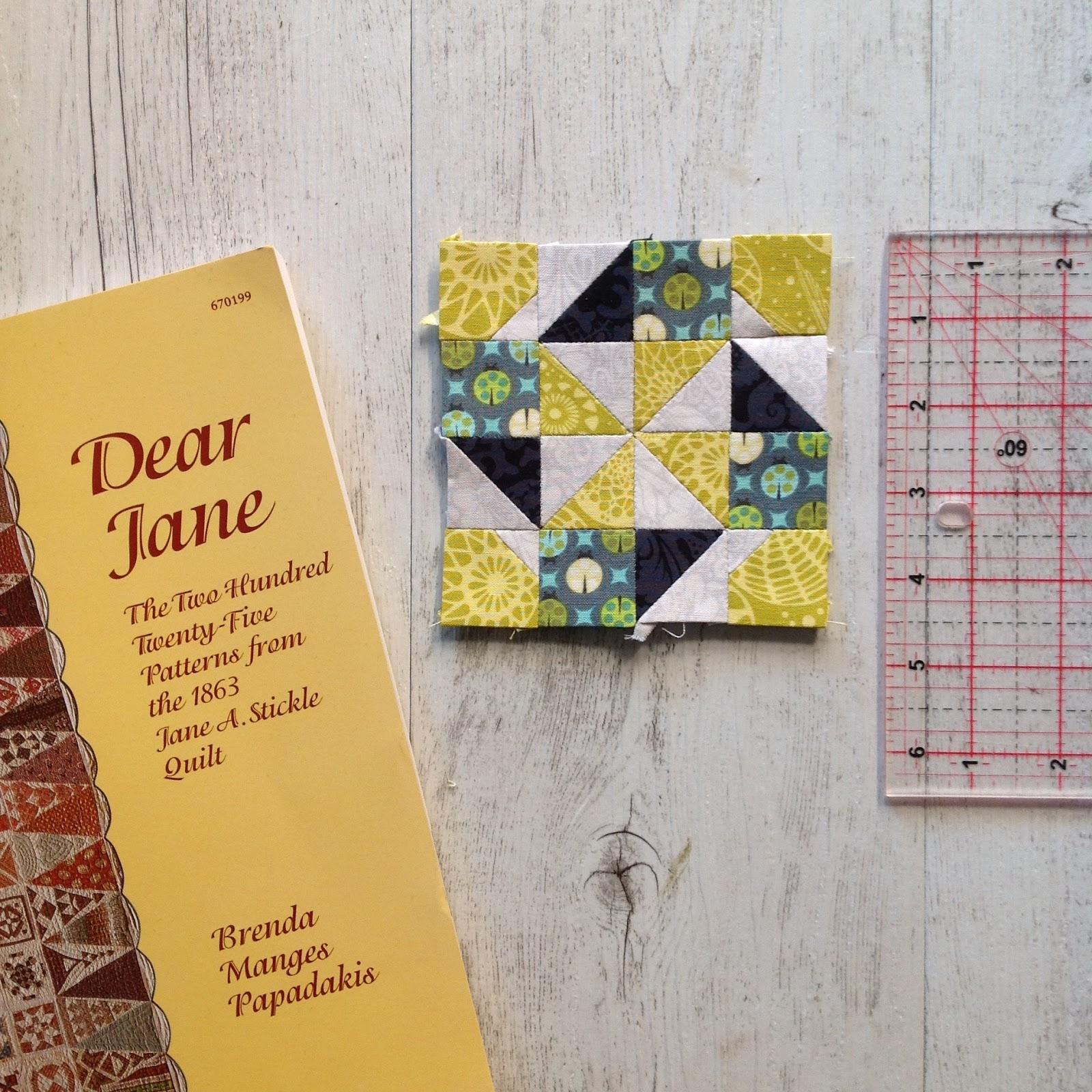 Lilabelle Lane: Dear Jane - Goes EPP : dear jane quilt blog - Adamdwight.com