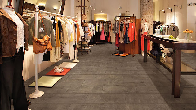 Tiles design for home flooring with Trust collection - A glamorous version of resin