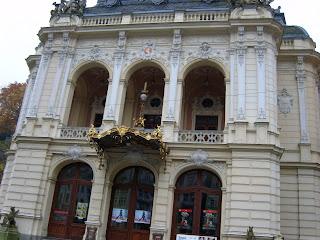 Карловы Вары - театр