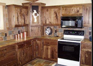 rustic kitchen cabinets for sale