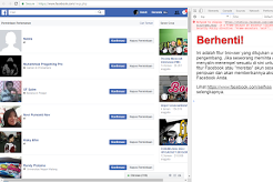 Auto Confirm Friends Request Facebook Terbaru