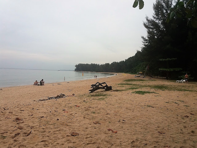 Photo of the beach in Hat Nai Yang, Phuket, Thailand