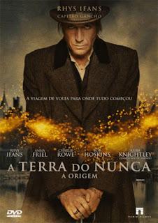 Download Filme A Terra do Nunca – A Origem – DVDRip AVI Dual Áudio