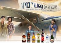 Logo Pernod Ricard e i magnifici 7 ti fanno vincere 7 vacanze da sogno per 2 persone