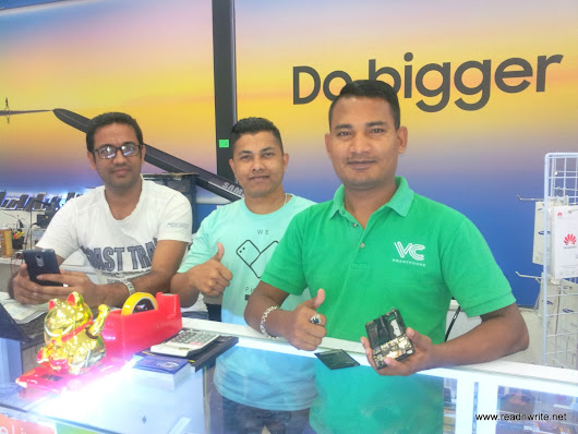Smartphone Repair Service at Low Yat Plaza. Call RASEL +60105398421