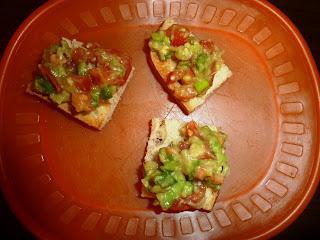 Guacamole - excelenta idee de gustare