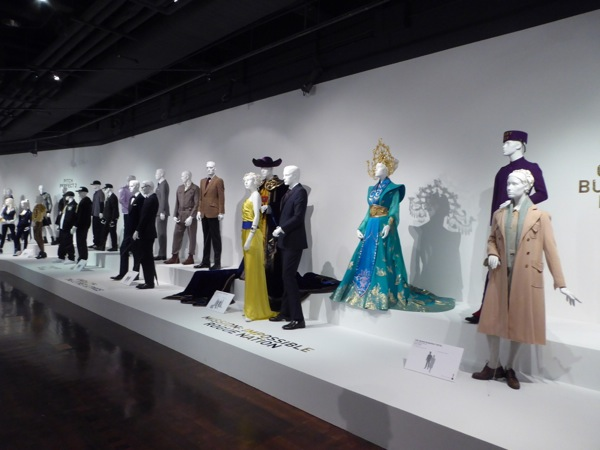 24th Art of Motion Picture Costume Design exhibition FIDM Museum