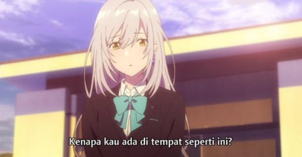 Irozuku Sekai no Ashita kara Episode 2 Sub Indo