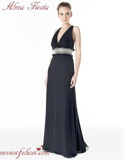 Rabiosa de vestido negro con su vale afortunado - 3 part 2