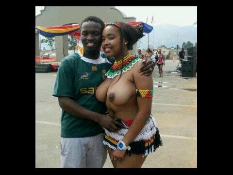Zulu Woman Nude 74