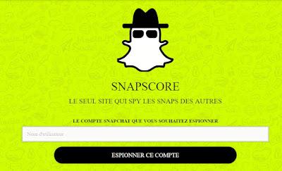 Pirater Compte Snapchat en Ligne
