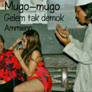 Gambar lucu Bahasa Jawa 12