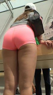 fotos chavas micro shorts
