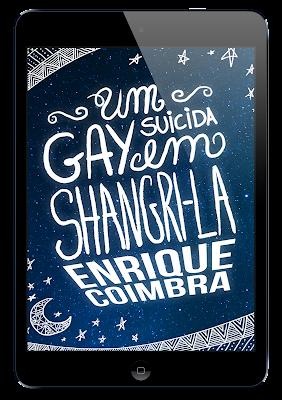 """Livro """"Um Gay Suicida em Shangri-la"""""""