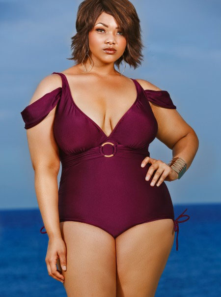 4bc0f5bbe14 Domestic Sluttery  Plus Size Picks  non-frumpy swimwear in larger sizes