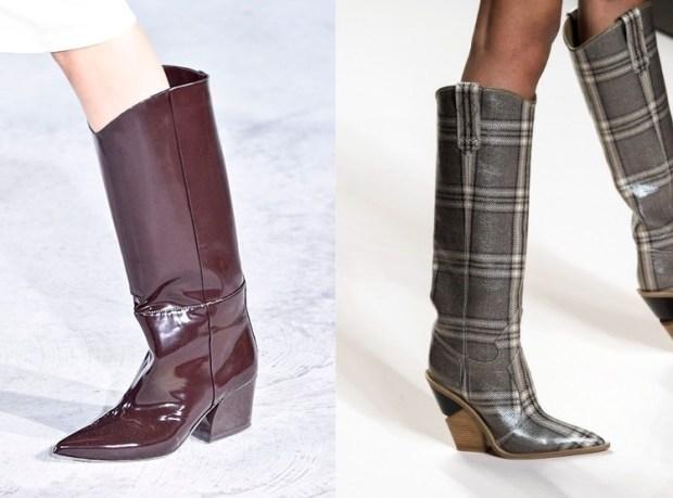 Fall-Winter 2018-2019 Women's Short Boots Fashion Trends