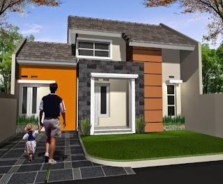 Model Gambar Rumah Minimalis Yang Terbaik Saat Ini