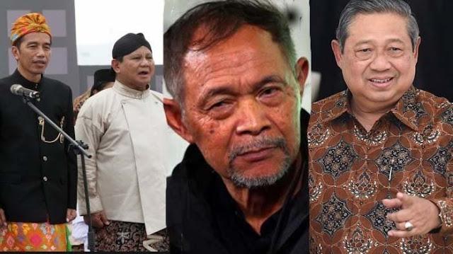 Goenawan Mohamad Sindir Pilpres 2019 Bukan Jokowi Vs Prabowo tapi Jokowi dengan SBY, Ini Alasannya