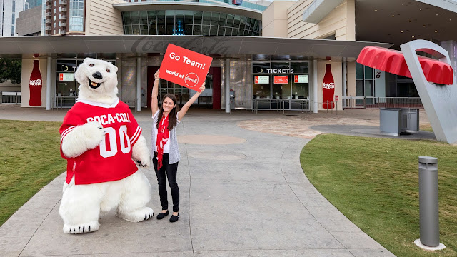 World of Coca-Cola Offers 5 Ways to Get Ready for the Big Game in Atlanta  via  www.productreviewmom.com