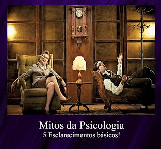 Mitos da Psicologia (Placcido)