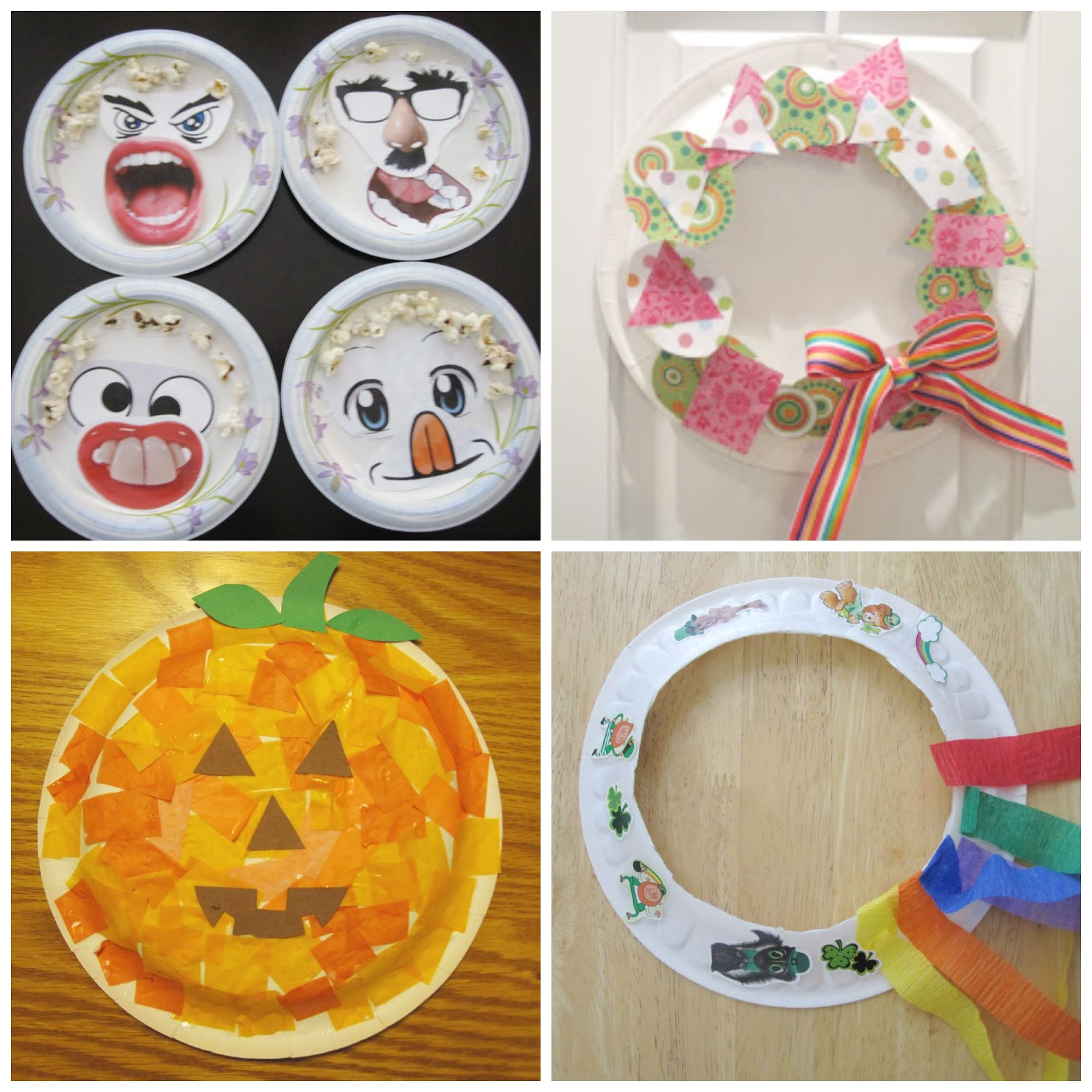 Toddler Approved!: 30+ Paper Plate Crafts & Activities for ...