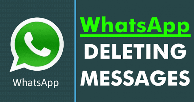 WARNING! WhatsApp To Delete All Your Messages This is What You Will Do!!!