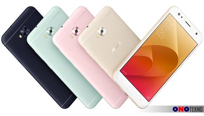 Preview Asus Zenfone 4 Selfie
