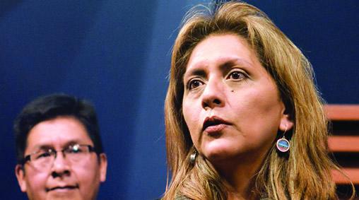 "Ministra Gisela López: ""El Canal 7 es completamente plural"""