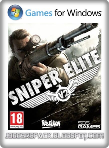 Download Sniper Elite V2 v1.13 + 5 DLCs (PC) torrent