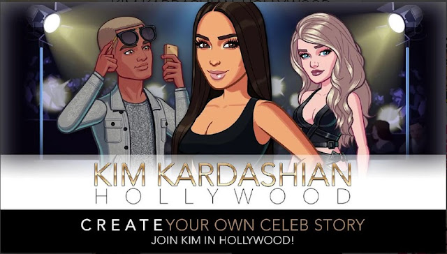 Kim Kardashian's Hollywood App
