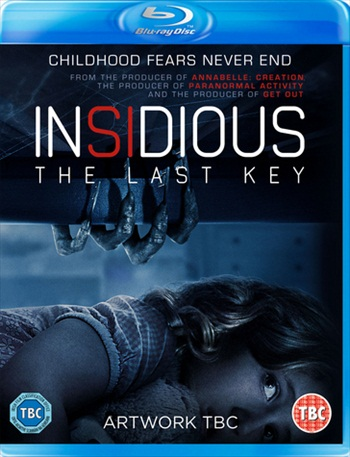 Insidious: The Last Key 2018 Movie 340MB