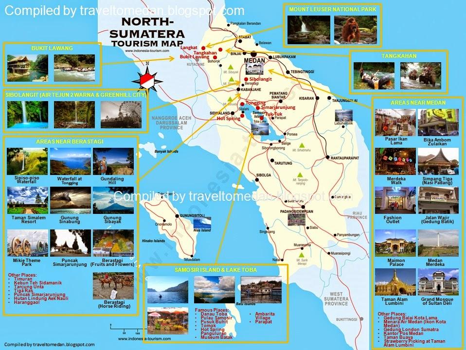 Traveling to Medan Medan Attractions